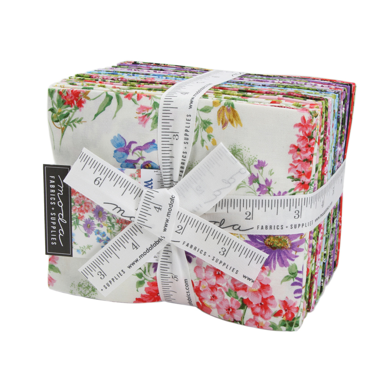 Moda Fat Quarter Bundle - Wildflowers IX by Moda