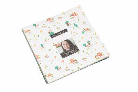Moda Layer Cake - Woodland Secrets by Shannon Gillman Orr