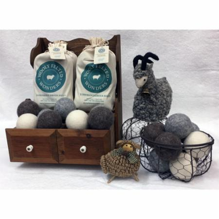 Wool Felt Dryer Balls
