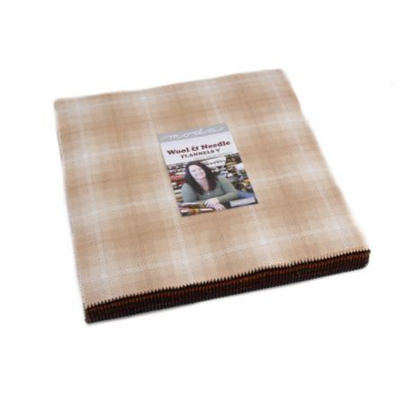 Moda Layer Cake - Wool & Needle V by Primitive Gatherings