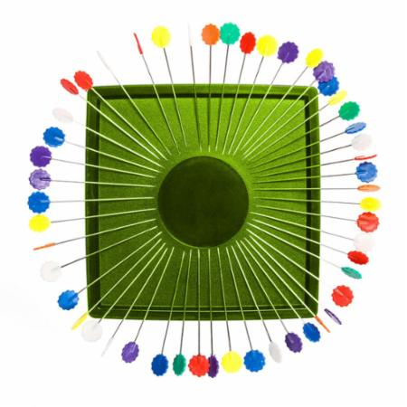 Zirkel Magnetic Pincushion Lime